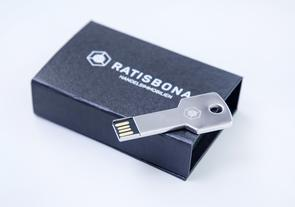 Ratisbona USB Stick
